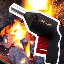 Ventilateur de Barbecue Portable, souffleur d'air, outils de Barbecue, soufflets de feu, pour Camping en plein Air, pique-nique