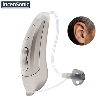 Mini RIC Digital Hearing Aid audifonos Sound Amplifiers hearing device ear hearing for elderly earcare hearing loss left /right digital hearing aid programming cable wire hearing aid accessories for all type bte ric cic brand aparato para sordos