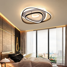 New Modern LED Ceiling Lights Aluminum Acrylic Lamp for living room bedroom lamparas de techo colgante moderna
