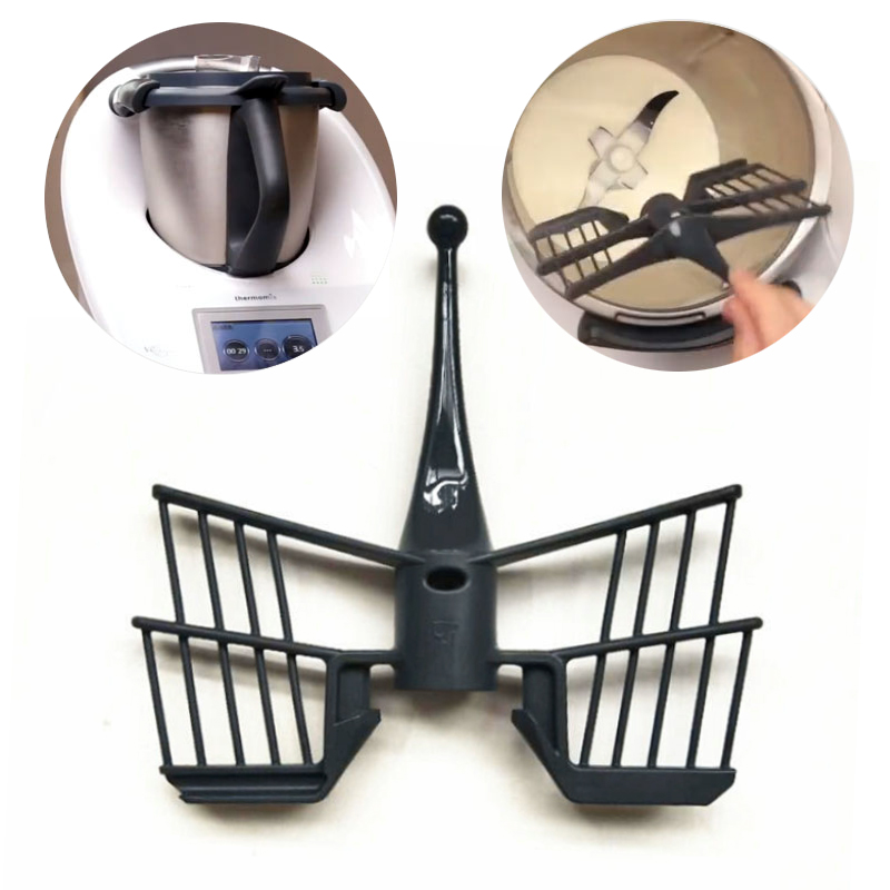The New Stirring Attachment Whisk Butterfly Food Processor for Vorwerk Thermomix TM5 TM31 Juices Extractor Spare Parts