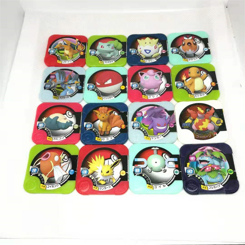 10-100pcs Pocket Monster TRETTA MEGA Cards Legend Master Ultra Secret Great Normal Class HERACROSS Game Carte Toy Children Gift