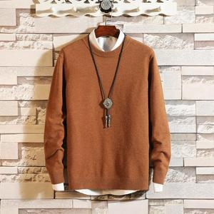 Image 3 - Suéter de caxemira masculino, pulôver de outono e inverno, roupas de homem, hiver, suéter trui heren, pulôver de homens