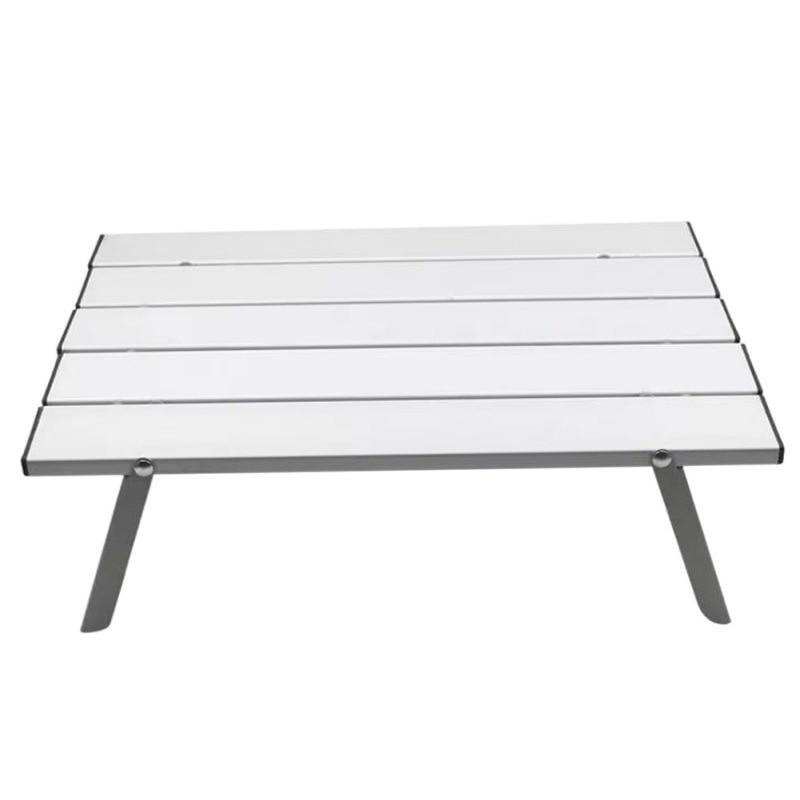 Маленький складной столик для барбекю, палатка для кемпинга, домашняя кровать, складной компьютерный стол, алюминиевый складной столик