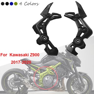 For Kawasaki Z900 ABS 2017 2018 2019 Z 900 Motorcycle Accessories ABS Frame Guard Cover Trims Side Panel Fairing Protection Kit