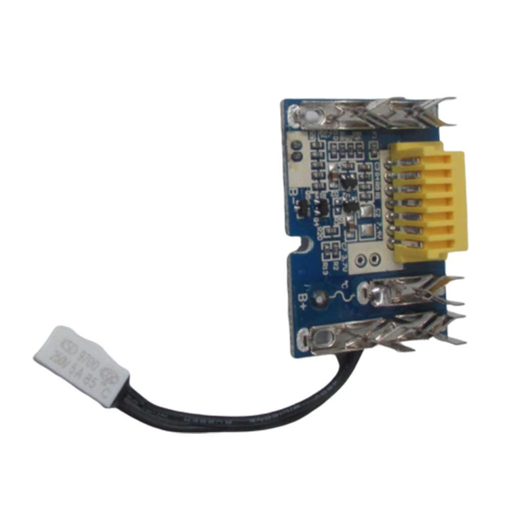 Protección de carga de reemplazo de 18V, Chip de batería práctico, módulo de placa electrónica duradero, PCB para Makita BL1830405060