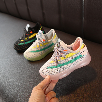 2020 Sneakers Children Boys Shoes With Sole Enfant Sneakers For Girls Shoes Kids Shoes