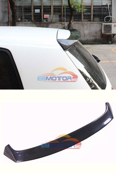 Golf 7 MK7 GTI Style Real Carbon Fiber Auto Car Rear Roof Spoiler Wing for Volkswagen VW Golf VII Golf7 Not GTI Not R Line V088