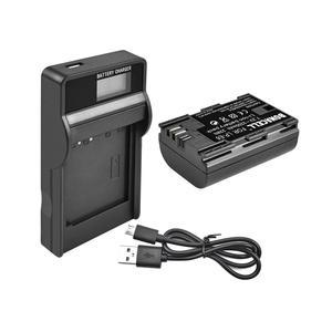 Image 3 - Batería de LP E6 + Cargador de Batería Dual para Canon EOS 80D, 6D, 7D, 70D, 60D, 5D Mark III, 5D Mark II, BG E14, BG E11, BG E9