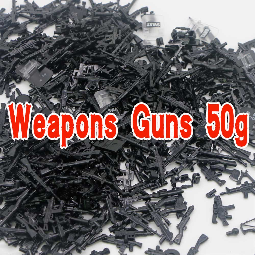 lego ww2 weapons guns