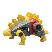 Transformation Dinosaur Warrior Team Snarl Grimlock MF-24 Dinobot Figure Toys Changer Alteration