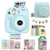 Appareil Photo instantané Fujifilm Fuji Instax Mini 9 + 20 feuilles Fujifilm Instax Mini 8/9 Films