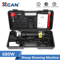 New 680W Electric Sheep / Goats Shearing Clipper Shears +1 sets 13 traight tooth blade + comb