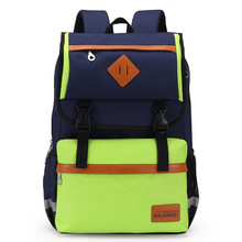 Teenagers School Bags Fashion Ultra Light Burden Reduction C