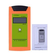 Tester Professional High Accuracy Detector Home Luminosity Measurement 2 Inches Reptile Lamp UVB Meter LCD Display Digital Tool