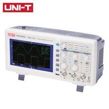 Osciloscópio de armazenamento digital de UNI-T: utd2102e utd2102cex utd2052cl osciloscópio de armazenamento digital handheld: utd1025cl ut81b ut81c