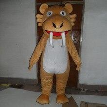 Cute Daniel the tiger cartoon character mascot costume strange costumes