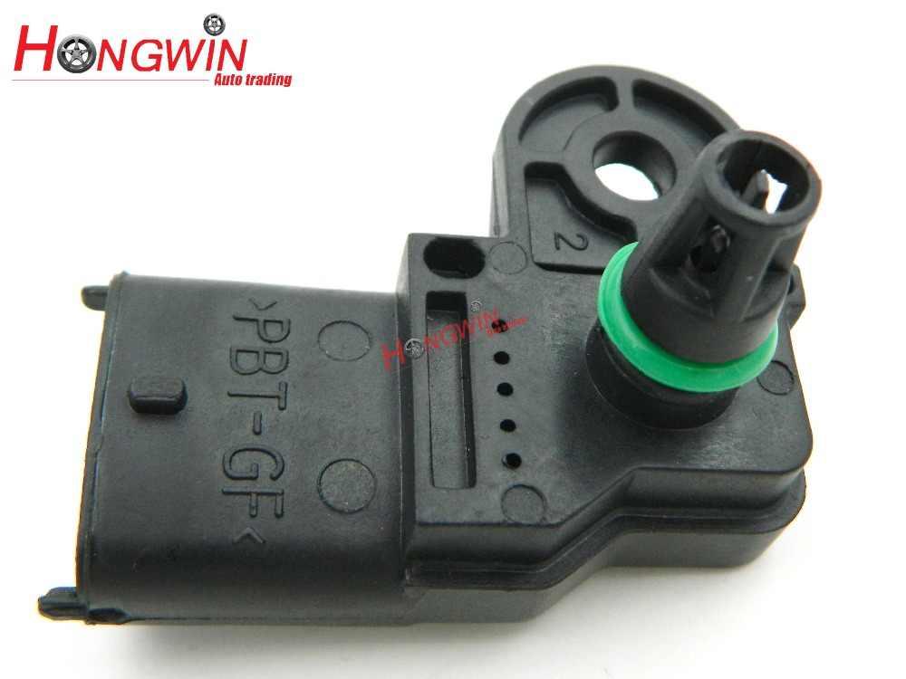 BOSCH Intake Manifold Pressure Sensor MAP Fits ALFA ROMEO 156 2.0L 2000-2009