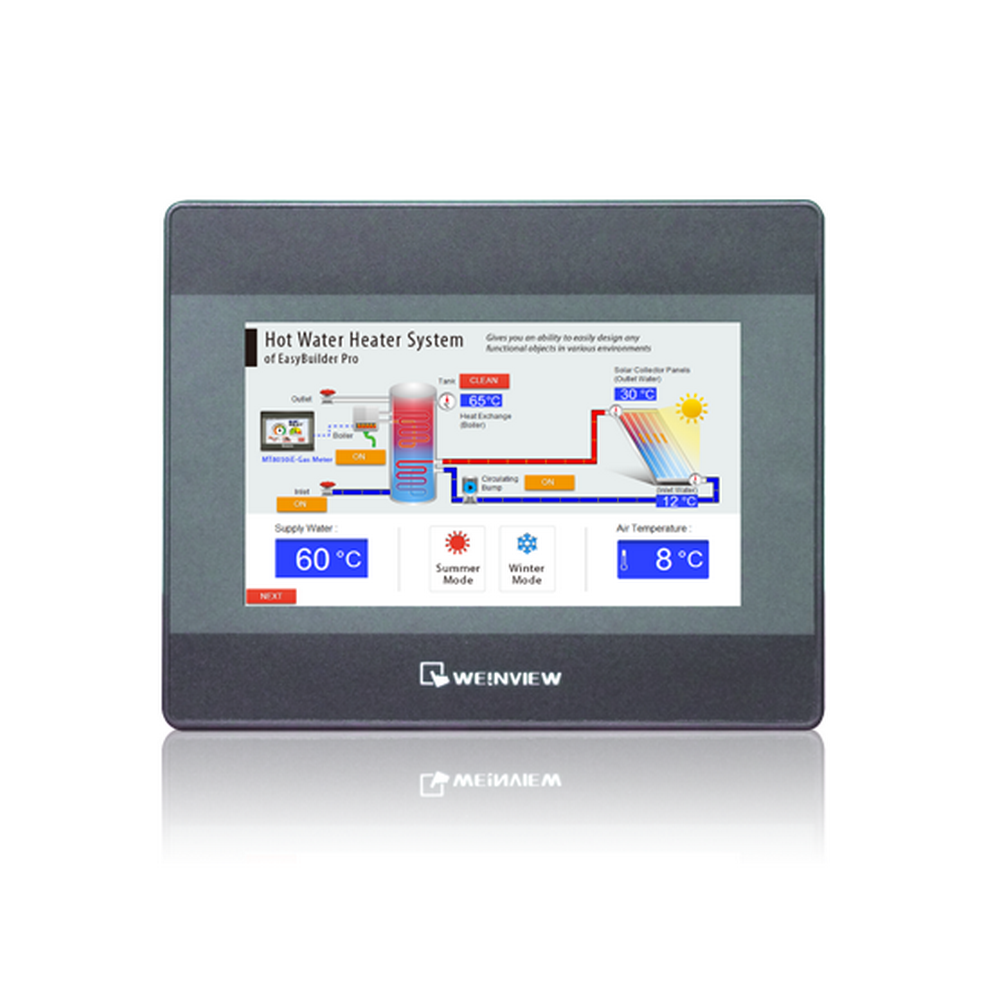 WEINVIEW Touch Screen  WEINTEK TK6071iQ TK6071iP TK8071iP  7 Inch 800*480 USB Ethernet New Human Machine Interface HMI Panel