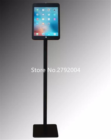 tablet negocio chave koisk suporte para 12 9 ipad pro cremalheiras de