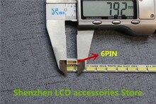 2 ピース/ロットため 60LED ストリップ 7030PKG 60ea Rev0.0 73.39T03.003 0 JS1 ため T390HVN01.0 6PIN LG 39 インチ 487 ミリメートル 100% 新しい