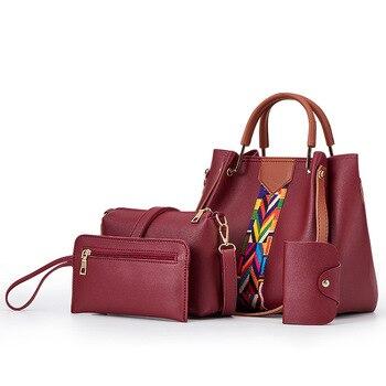 Convenient To Carry Vintage Style Woman Bags Luxury Handbag Sets Purses and Handbags Luxury Handbags Women Bags Designer
