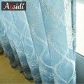 Современные тюлевые шторы с цветочной вышивкой на окна для гостиной  шторы из тонкой ткани с вышивкой для спальни  прозрачные шторы