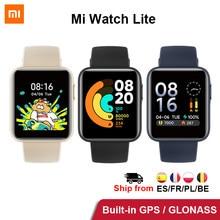 Xiaomi – montre connectée Mi Lite, GPS, 1.4 pouces, TFTLCD, étanche 5atm, Bluetooth 5.1, moniteur d'activité physique, de fréquence cardiaque et de sommeil