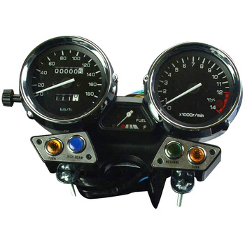 Motorcycle Street Bike Speedometer Gauge Meter Tachometer Gauges for YAMAHA XJR400 1995-1997