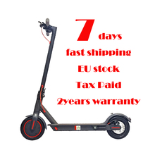 Aluminium Alloy Scooter Electric 8.5″ Wheel Disk Brakes System 7.8AH Battery 350w Motor 25km Max Speed Free Shipping