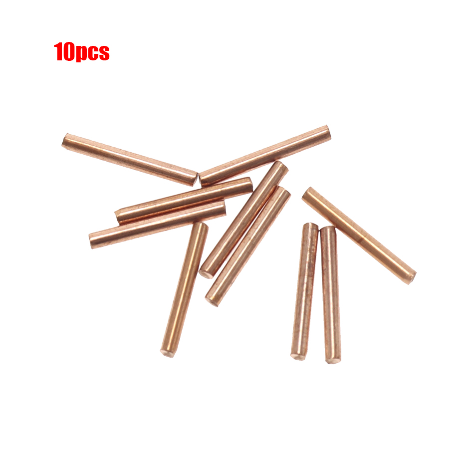 SUNKKO Spot Welder Parts 70B Spot Welding Pen Special Spot Welding Pin Small Welding Pin Diameter 1.5mm