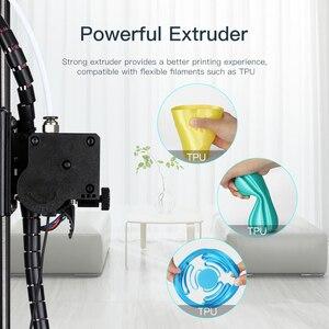 Image 4 - Impresora 3D ANYCUBIC 4Max Pro Large Plus Size FDM Impresora 3d Diy Kit Impresora de diseño modular Boquilla 3d Impresora 3D Plástico