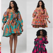 African Dresses For Women Clothes Dress Dashiki Ankara Afropik Africa