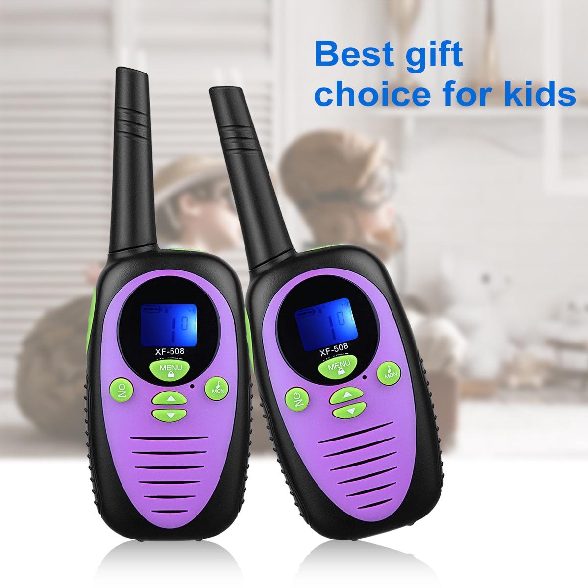 walkie talkie portatil do brinquedo das criancas 0 5 w walkie talkie e conveniente para a