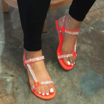 2020 Summer Beach Bling Crystal Rome Ladies Sandals Rhinestone Platform Mixed Color Cutouts Wedges Women Sandals Shoes Woman цена 2017