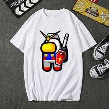 У нас rx 78 футболка Женская harajuku любовь feminina женские