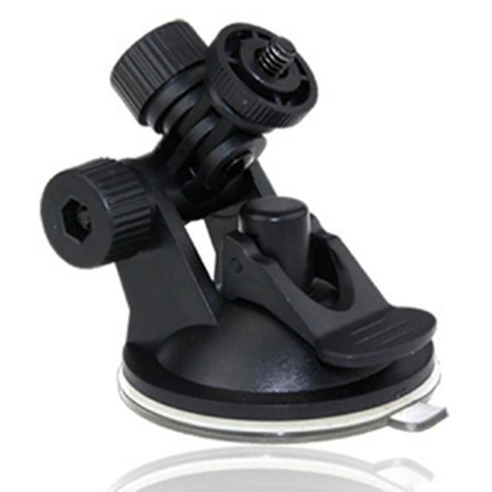 Mini Sucker Car Driving Recorder Mount DVR Bracket Screw Connector Rack DV GPS Camera Stand Holder For Video Recorder
