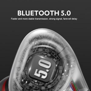Image 3 - Беспроводные наушники X9, наушники с двумя динамическими басами