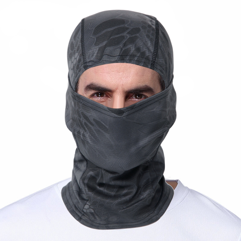 Ski Mask Sports Camouflage Multicam Balaclava Cycling Army Bike Military Full Face Mask Bicycle Hiking Tactical Men Helmet