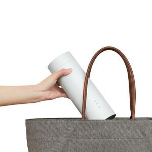 Image 5 - Taza de agua eléctrica Youpin Viomi, 400ml, termo portátil, taza de guisado con Control táctil, olla de aislamiento, mantener el calor, botella para viajes al aire libre