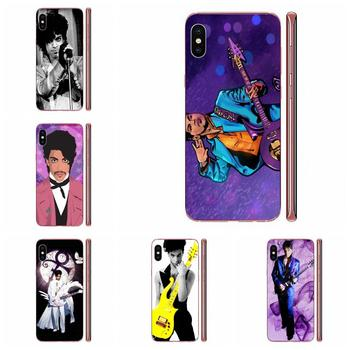 For iPhone 11 Pro 4 4S 5 5S SE 5C 6 6S 7 8 X 10 XR XS Plus Max TPU Top Selling Prince Rogers Nelson image
