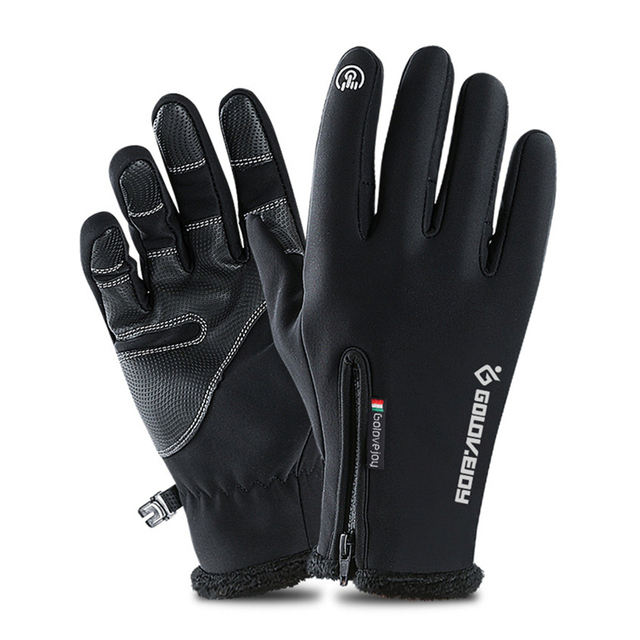 5 Size Cold-proof Unisex Waterproof Winter Gloves