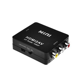 Hdmi To Av Converter Hdmi2Av High Defintion Video Mini