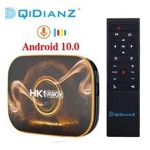 HK1 R1 RBOX TV kutusu Android 10.0 Rockchip RK3318 USB3.0 1080P H.265 4K Youtube HK1 RBOX Set üstü kutusu PK T95 TX6S android 9.0
