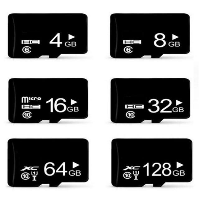 Real Capacity!!! 4GB 8GB 16GB 32GB Micro card Class10 UHS 1 64GB Micro SDXC card U3 Memory Micro TF/SD Cards