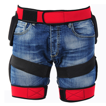 Padded Shorts Hip-Protective Roller Skate Snowboarding Outdoor-Wear EVA Resistant-Bottom