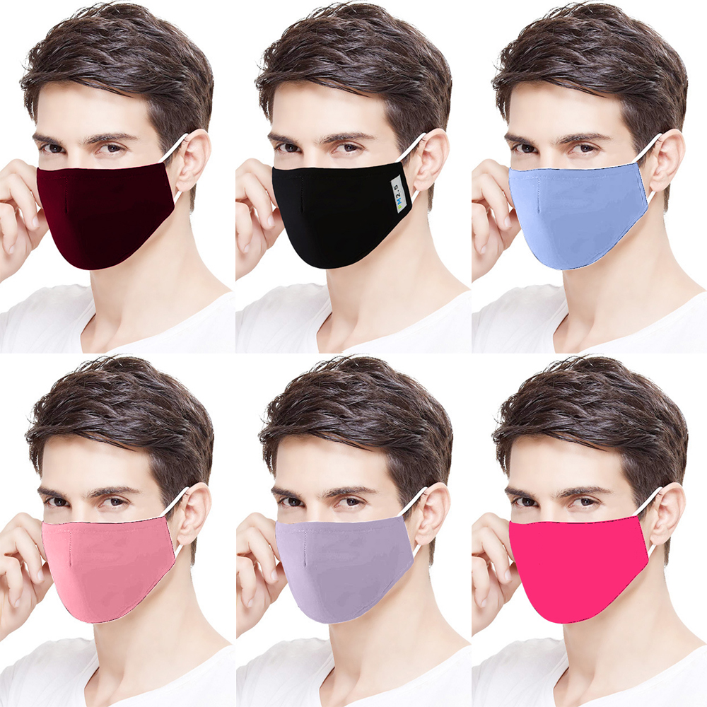 Cotton PM2.5 Parent Child Mouth Mask Anti Dust Mask Activated Carbon Filter Windproof Mouth-muffle Bacteria Proof Flu Masks D30