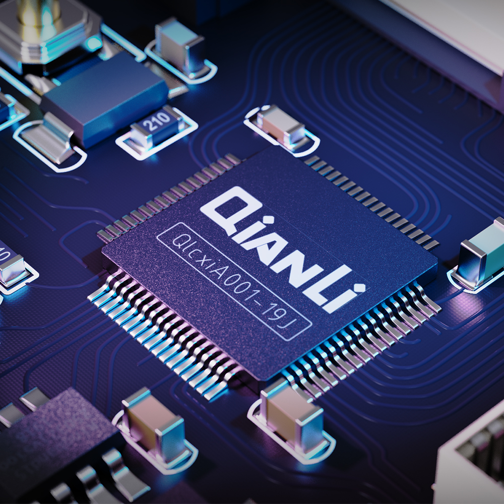 Купить с кэшбэком QIANLI iCopy Plus LCD Screen detector For iphone 7 8 8P XR XS Max Photosensitive chip read-write battery vibration repair tools