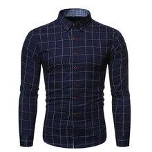 New Autumn Fashion Brand Men Clothes Slim Fit Men L