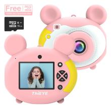 ThiEYE Kiddy 2 2 дюймов HD экран платная цифровая мини камера дети мультфильм милые Развивающие игрушки для ребенка подарок на день рождения