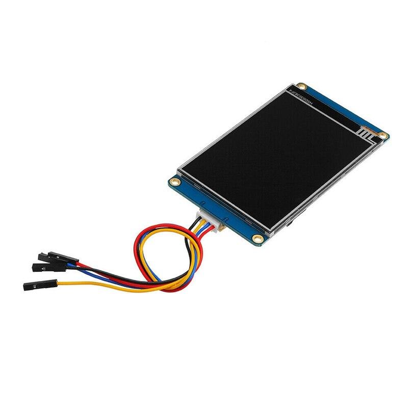 3.5 Inch HMI Intelligent Smart USART UART Press TFT LCD Module Display Panel For Arduino Raspberry Pi 2 A+ B+